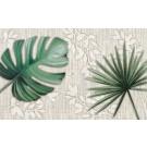 Decor faianta Yuta 2642-0438 mat verde 25.2 x 40.2 cm