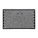 Covor intrare exterior RT Honeycmb RT326, cauciuc, negru, dreptunghiular, 70 x 40 cm