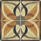 Gresie exterior / interior portelanata Loredo 9381, bej, mata, 45 x 45 cm