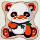 Covoras Davo Pro Panda 65x65 cm 33018