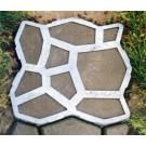 Matrita pentru piatra decorativa, exterior