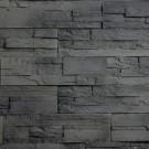 Piatra decorativa, interior  / exterior, Modulo Neo Deep Grey, gri (cutie = 1 mp)