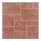 Gresie portelanata 6035-0190 brick roscat 33x33 cm