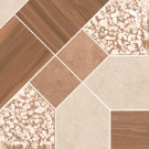 Gresie exterior / interior portelanata Livingstone 90541 brown 33x33 cm