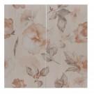 Decor faianta baie / bucatarie 59071 Callisto Cream Flowers mat 50 x 50 cm