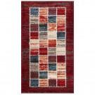 Covor living / dormitor Oriental Weavers Mirabelle R 74/DW6 polipropilena frize dreptunghiular rosu 60 x 110 cm
