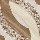 Gresie exterior / interior portelanata Tas Marron, mata, maro, 45 x 45 cm