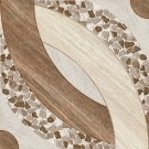 Gresie exterior / interior portelanata antiderapanta Tas Marron, mata, maro, 45 x 45 cm