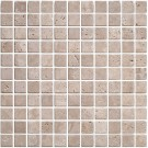 Mozaic Classic Mesta Travertin Tumbled crem bej 2.3 x 2.3 cm