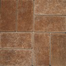 Travertin Mesta Noce Tumbled maro 1 x 7.5 x 15 cm