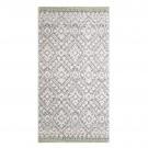 Covor living / dormitor McThree Swing 8683 3P16 polipropilena frize, heat-set dreptunghiular crem 120 x 170 cm