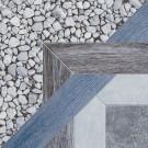 Gresie decor exterior / interior portelanata antiderapanta Kaya gri mata 33 x 33 cm