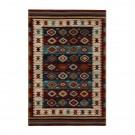 Covor living / dormitor Carpeta Atlas 86991-41622 polipropilena heat-set dreptunghiular multicolor 80 x 150 cm