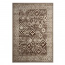 Covor living / dormitor Carpeta Delta 87051-43255 polipropilena heat-set dreptunghiular bej 120 x 170 cm