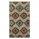 Covor living / dormitor Oriental Weavers Nevada W 530/DW6 polipropilena frize multicolor 160 x 235 cm