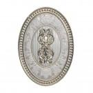 Decor faianta Maribor Oro, auriu, mat, 10 x 14 cm