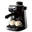 Espressor cafea DeLonghi EC5, cafea macinata, 3.5 bar, 800 W, capacitate 0.4 l, negru