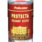 Diluant pentru pentru Protecta ( 3 in 1 ), Policolor D 5105, 1 L
