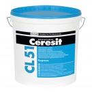 Hidroizolatie flexibila, impermeabila, Ceresit CL 51, 5 kg