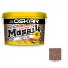 Tencuiala decorativa acrilica Oskar Mosaik 9732, mozaicata, 25 kg