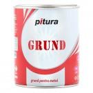 Grund pentru metal Pitura G5173-1, interior / exterior, rosu oxid, 0.75 L