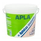 Vopsea superlavabila interior AplaLux, antimucegai, baie si bucatarie, alb, 10 L