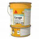 Acoperire epoxidica bicomponenta, pe baza de apa, Sikafloor Garage, RAL 7032 - pebble grey, 6 kg