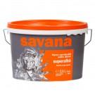 Vopsea superlavabila interior Savana 2,5 litri alba