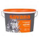 Vopsea superlavabila interior Savana, alb, 8.5 L