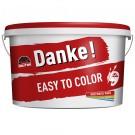 Vopsea lavabila de interior Danke Easy to color 2.5L