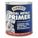 Grund pentru metal Hammerite, interior / exterior, argintiu, 0.5 L