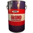 Grund pentru metal G735, interior / exterior, rosu oxid, 4.7 KG