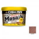 Tencuiala decorativa acrilica Oskar Mosaik 9731, mozaicata, 25 kg