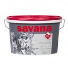 Vopsea superlavabila interior Savana cu Teflon, alb, 8.5 L