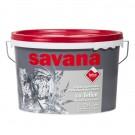 Vopsea superlavabila interior Savana cu Teflon, alb, 2.5 L