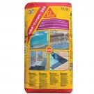 Adeziv flexibil pentru gresie si faianta Sika Ceram - 255, interior / exterior, gri, 25 kg