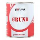 Grund pentru metal Pitura G5173-1, interior / exterior, rosu oxid, 25 KG