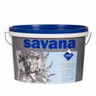 Vopsea lavabila interior Savana cu Teflon, antimucegai, alb, 4 L