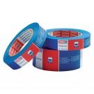 Banda mascare Tesa 4435, albastra, exterior, rezistenta la UV, 30 mm