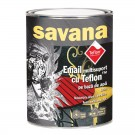 Vopsea acrilica pentru lemn / metal, Savana, interior / exterior, pe baza de apa, alba, 2.5 L