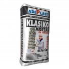 Mortar de tencuiala Adeplast Klasiko, interior / exterior, 30 kg