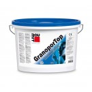 Tencuiala decorativa acrilica, interior / exterior, Baumit GranoporTop, 25 kg