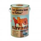 Lac pentru lemn Savana cu Teflon, wenge, interior / exterior, 5 L