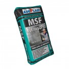 Mortar pentru tencuieli si reparatii Adeplast MSF, super - plastic, interior / exterior, 25 kg