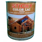 Lac pentru lemn Sticky, wenge, interior / exterior, 2.5 L