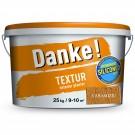 Tencuiala decorativa Danke Textur caramiziu 25 kg