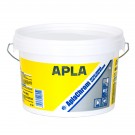 Vopsea lavabila interior Aplachrom, alb, 2.5 L