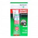 Etansant pentru garnituri, rezistent la temperaturi inalte, Den Braven Gasket Sealant, rosu, 80 ml