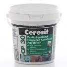 Pasta hidroizolanta Ceresit Aquablock, maro teracota, 1 kg