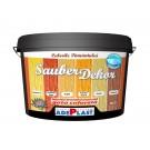 Tencuiala Sauber siliconata 2 mm argila 25 kg
